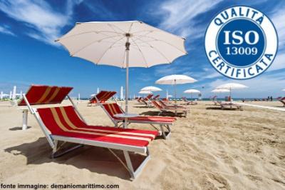 certificazione delle spiagge - iso 13009
