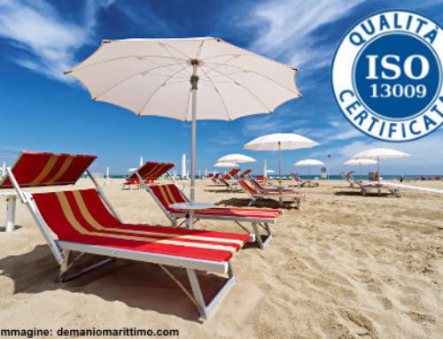 Certificazione delle spiagge ISO 13009